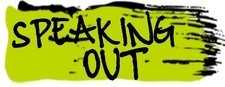 Speaking Out   Header