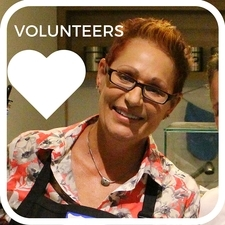 Volunteer Of The Month Carol