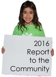2016 Annual Report Girl